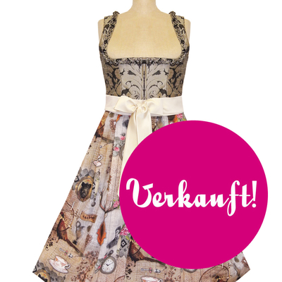 "Dirndl ""Five o'clock"""
