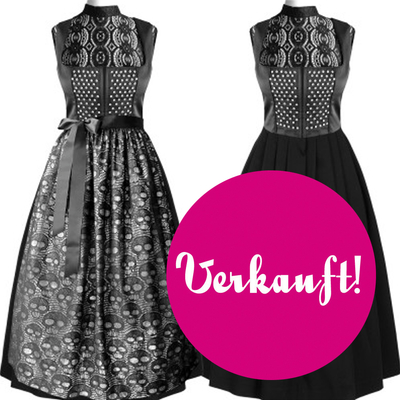 "Designer-Dirndl ""The Skulls"""
