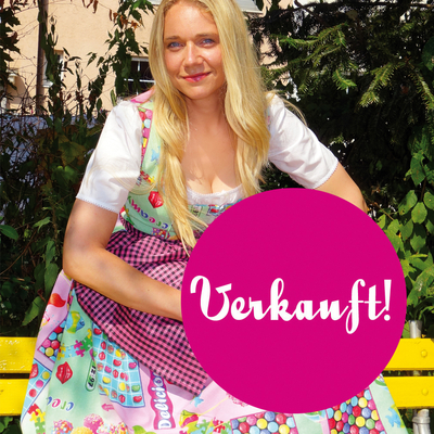"Designer-Dirndl ""Sugar-Candy-Girl"""